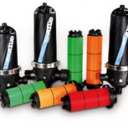 Фильтр механической очистки горячей воды